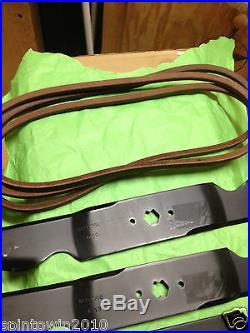 Cub Cadet MTD SLT 1554 SLTX 1054 54 Deck Rebuild Kit Blades Spindles Belt