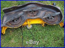Cub Cadet Rzt 50 Zero Turn Lawn Mower 22 Hp Kawasaki