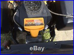 Cub Cadet Z-Force S48 zero turn mower