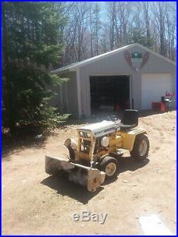 Cub cadet 127 hydrostatic lawn tractor