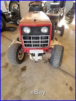 Cub cadet IH 982 tractor 50 inch mower power steering