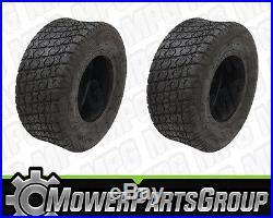 D036 (2) Rear Tires Cub Cadet RZT 50 54 18x9.5x8 18x9.5-8