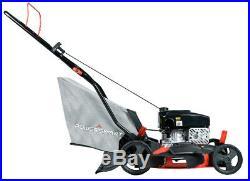 DB8617P 17 in. 3-in-1 Gas Push Lawn Mower