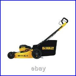DEWALT 40V MAX 3-in-1 Cordless Lawn Mower Kit DCMW290H1R Certified Refurbished