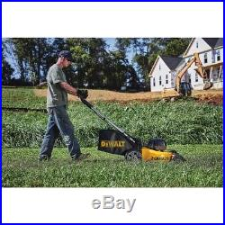 DeWalt DCMW220P2 2x 20V MAX 3-In-1 Cordless Lawn Mower (2 x 5.0AH)
