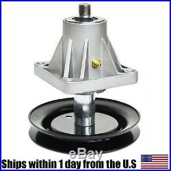Deck Spindles Blade Kit For Cub Cadet i1046 LT1045 Before 2007 Mower 918-0625B