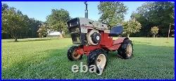 Diesel powered sears ss16 tractor