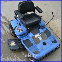 Dixon ZTR 4515K Riding Lawn Mower Zero Turn Runs Great Central Illinois HG