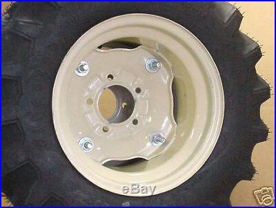 Dual Wheel Kit Lawn Garden Tractor Tires Bolens Sears