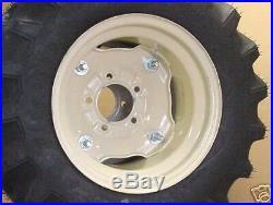 Dual Wheel Kit for Lawn Garden Tractor Tires John Deere