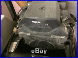 EXMARK Lazer Z 60 Zero turn mower 1057 Hours