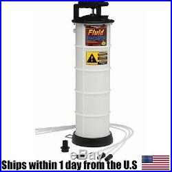 Engine Oil Coolant Hydraulic Transmission Fluid Vacuum Suction Extractor