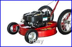 Even Cut 22 Commercial Walk Behind Push Mower