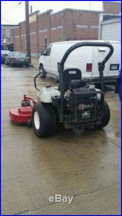 Exmark Lazer XS 72 Zero Turn Mower 1200 hrs