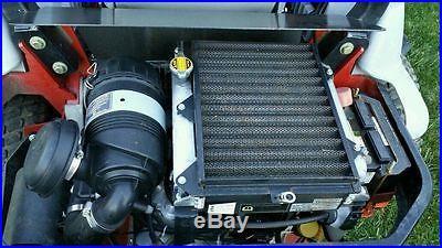 Exmark Zero Turn Mower (60 Rider)-LIQUID COOLED ENGINE-Only 540 hours