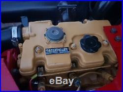 Ferries IS5100Z 72 inch Diesel Mower With Cat Engine
