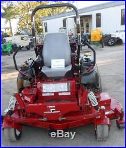 Ferris IS5100Z Zero Turn Mower 72 Deck 33hp Cat Diesel