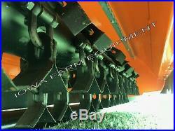 Flail Deck, Kubota Front Mount Mowers Peruzzo 1800HD 72 Finish & Rough Cut