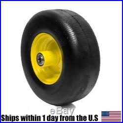 Flat Free Tire Wheel Assembly 13x5.00-6 for John Deere TCA13769 TCA 13769