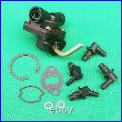 Fuel Pump for John Deere AM134269 Gravely 38789 Kohler K241 K341 M10 M12 Engine