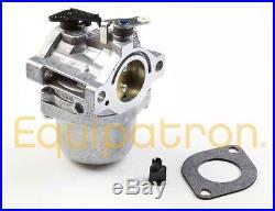 GENUINE Briggs & Stratton 799728 Carburetor Replaces # 498027, 498231, 499161