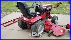Garden tractor, Mower, Tiller, Snow Plow Wheel Horse 520H 20hp Hydro