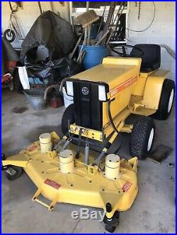 General Electric E20 Electric Mower