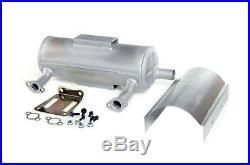 Genuine Kohler Engines Muffler Kit (Starter Side/Straight) 24 786 12-S