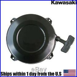 Genuine OEM Kawasaki Engine Motor Starter Recoil 49088-2473-YK For FC420V AS20