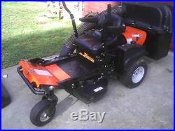 Gravely 34Z Ariens Zero Turn Commercial 15HP 34 USED
