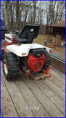 Gravely 816 Garden Tractor