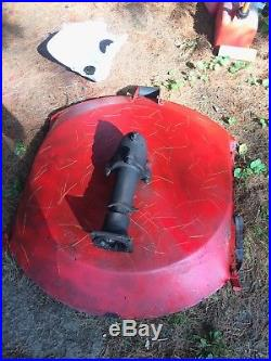 Gravely professional 12 with steering brake used with many attachments