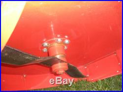 Gravely walk behind tractor with 30 mower deck (Restored)