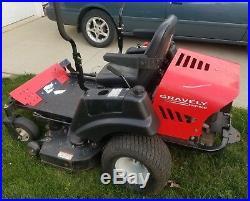 Gravely zero turn lawnmower gravely zt 2044
