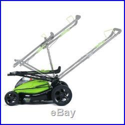 Greenworks 40V G-Max 4.0 Ah Li-Ion 19 DigiPro Lawn Mower 2500502 New