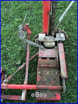 Low cost lawnmowers garden for Sickle mower for garden tractor