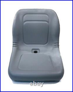 HIGH BACK SEAT for Simplicity CITATION Zero Turn Mower / ZT2450 Consumer Rider