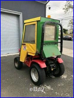HONDA 5518 5013 RT5000 Multi-Purpose Tractor SNOW PLOW 4wd 4ws