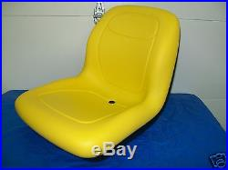 High Back Seat John Deere Gt225, Gt235, Gt245, Gx325, Gx335, Gx345, Gx355d, Lx255 #bp