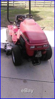 Honda 5518 Tractor