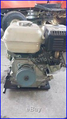 Honda Gx120 Lawnmower Engine