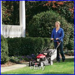 Honda HRX217HYA 21 4-in-1 Versamow Self-Propelled Lawn Mower
