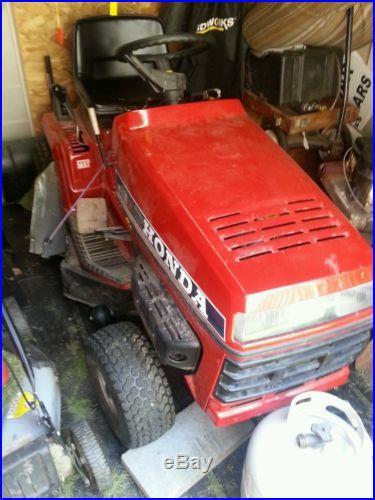Honda Ht 3813 riding lawn mower tractor not john deere craftsmen or case