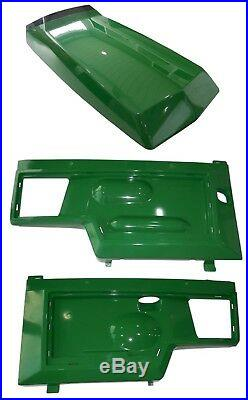 Hood/Panel/Screen Replace AM128986 AM128983 AM128982 Fits John Deere 425 445 455