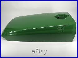 Hood with Fuel Door Replaces LVU12063 Fits John Deere 4500 4510 4600 4610 4700