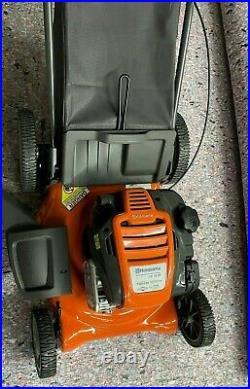 Husqvarna 21 Cut 7.25 Exi Briggs & Stratton Engine 3n1 High Wheel Mower Free Sh