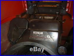 Husqvarna 42 Riding Lawn Mower Tractor 13HP Kohler Engine