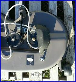 Husqvarna 46 inch mower deck Poulan Craftsman Oem