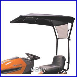 Husqvarna 531308322 Lightweight UV REsistant Tractor Deluxe Sun Shade New