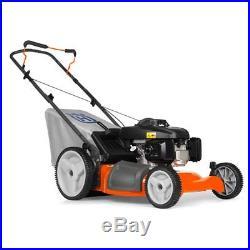 Husqvarna 7021P 160cc Honda Engine Compact 21 Inch Walk Behind Push Lawn Mower